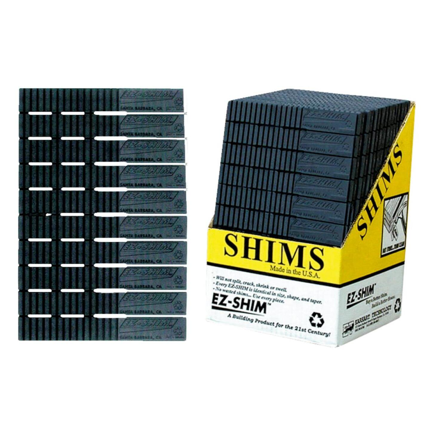 EZ Shim 8 In. L Bulk Plastic Shims (36-Count) Image 1
