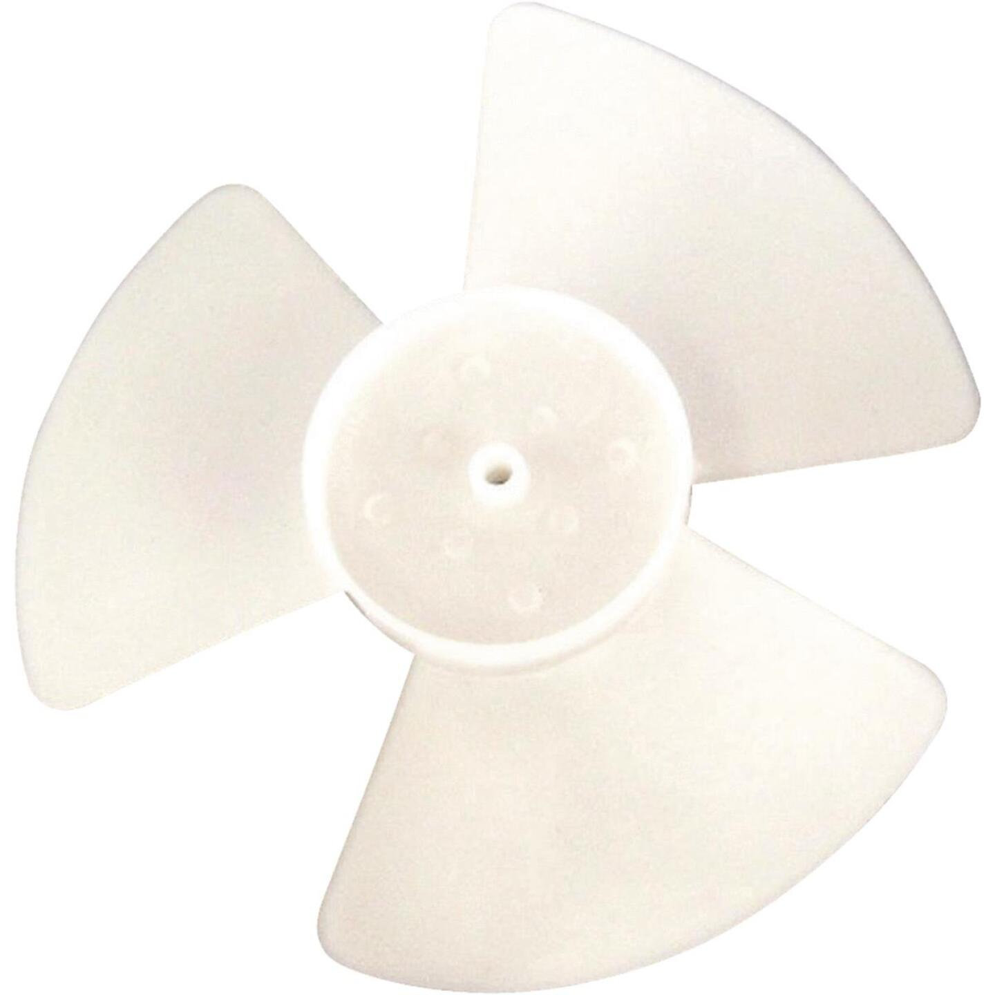 United States Hardware 6-1/2 In. Plastic Mobile Home Exhaust Fan Blade Image 1