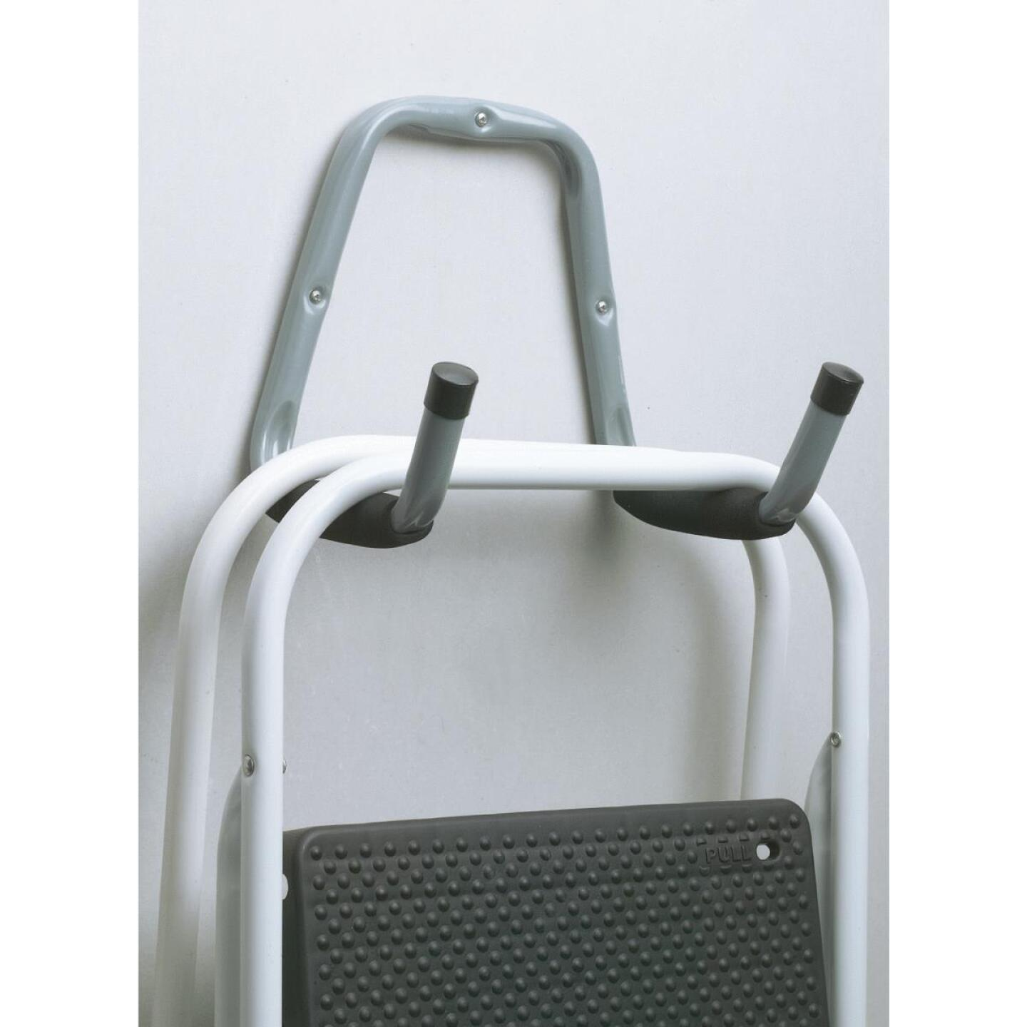 Heavy-Duty Double Arm Storage Hook Image 2