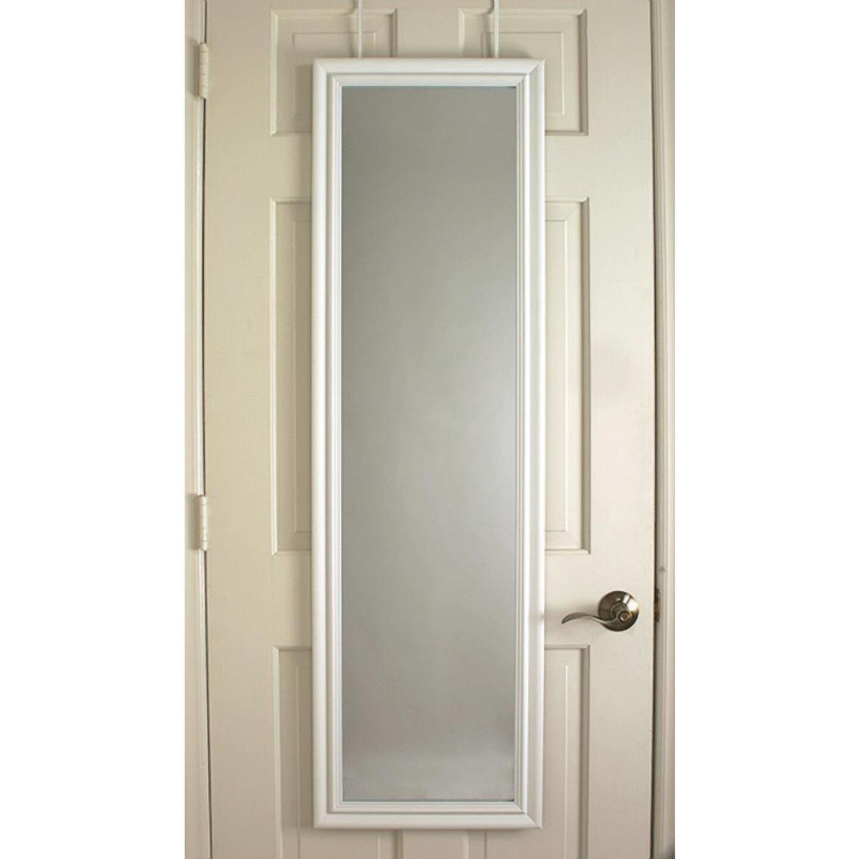 Renin Mackenzie 15 In. x 51 In. Over-the-Top Door Mirror Image 1
