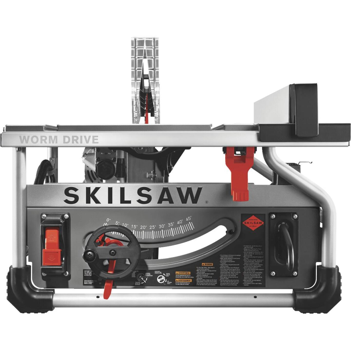SKILSAW 15-Amp 10 In. Worm Drive Table Saw Image 1