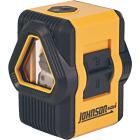 Johnson Level 50 Ft. Self-Leveling Cross-Line Laser Level Image 1