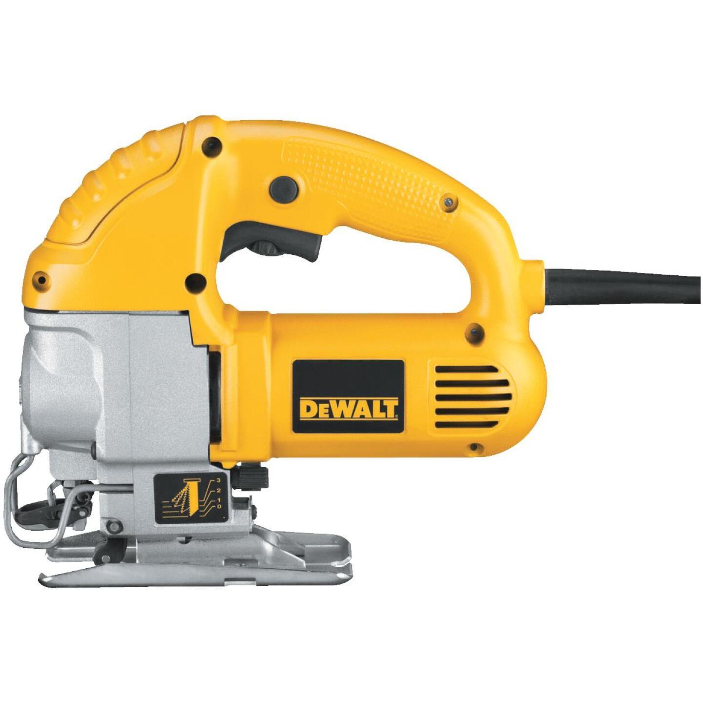 DeWalt 5.5A 4-Position 0-3100 SPM Jig Saw Image 2
