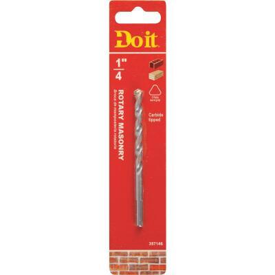 Do it 1/4 In. x 4 In. x 2.Rotary Masonry Drill Bit