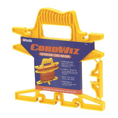 Woods CordWiz 12 In. x 12 In. Extension Cord Holder