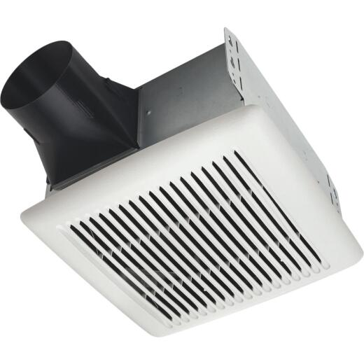 Broan Flex Series 50 CFM 0.5 Sones Bath Exhaust Fan