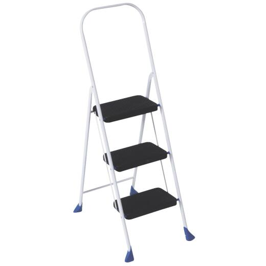 COSCO Big Step 3-Step Folding Step Stool