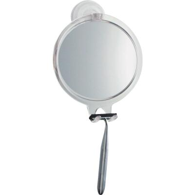 InterDesign Franklin Suction Fog-Free Mirror