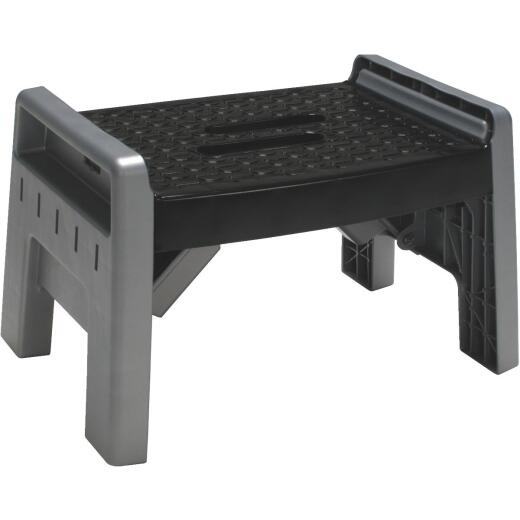 COSCO 1-Step Molded Folding Step Stool