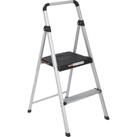COSCO Lightweight 2-Step Folding Step Stool