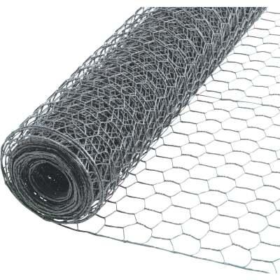 Do it 2 In. x 24 In. H. x 25 Ft. L. Hexagonal Wire Poultry Netting