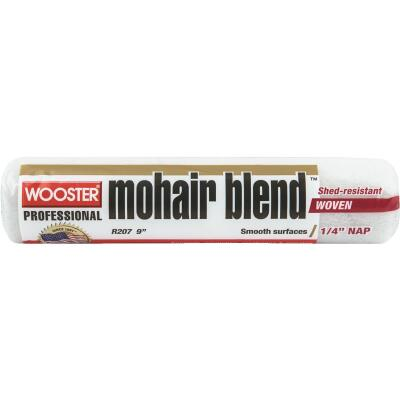 Wooster 9 In. x 1/4 In. Mohair Woven Blend Roller Cover
