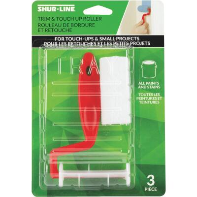 Shur-Line 3 In. x 1/6 In. Woven Trim Roller Kit