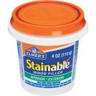 Elmer's Stainable Light Tan 4 Oz. Wood Filler Image 1